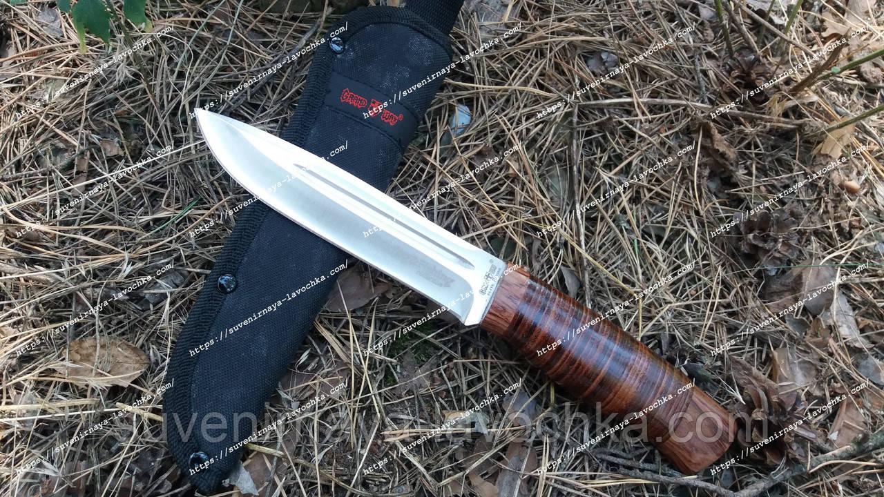 Нож охотничий 2287 L Кожа элитная серия
