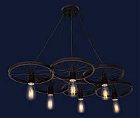 Светильник подвесной LOFT L5990180-6 BK