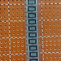 Резистор 0.1R R100 0,1Ом 1%   2512 (1Вт) SMD