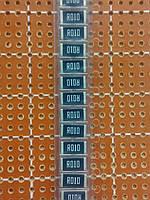 Резистор 0.01R R010 0,01Ом 1%   2512 (1Вт) SMD