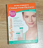 Крем для знебарвлення волосся на обличчі і тілі Sally Hansen Extra Strength Creme Bleach., фото 2