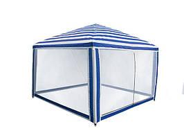 Комфортный шатер Coleman 1904 тент на два входа 300*300*220 см для кемпинга