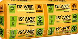 Утеплитель ISOVER Звукозащита 610х1170х75мм (11,419 м2)