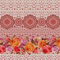 Клеенка Декорама Летние цветы на кухонный стол. Турция