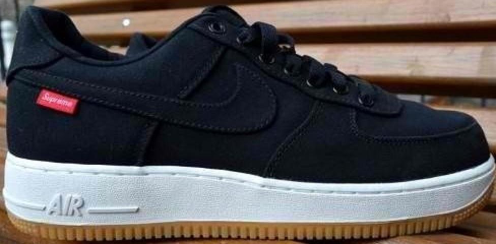 18920f61c46 Купить кроссовки мужские Nike Air Force 1 Low Black white в магазине  tehnolyuks.prom.