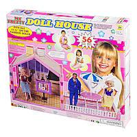 Кукольный домик для барби doll house арт.87