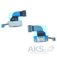 Шлейф для Samsung T311 Galaxy Tab 3 8.0 с разъемом зарядки и микрофоном