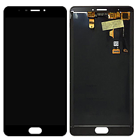 Дисплей с тачскрином Meizu M3 Max черный