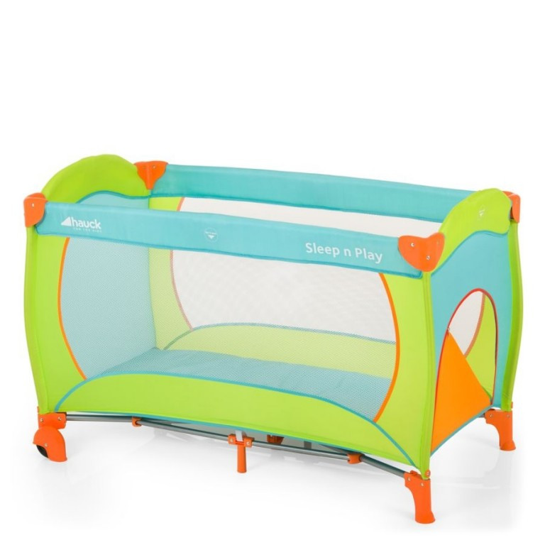 Манеж  HAUCK SLEEP'N PLAY GO PLUS MULTICOLOR SUN