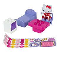 Конструктор для девочек Hello Kitty спальная
