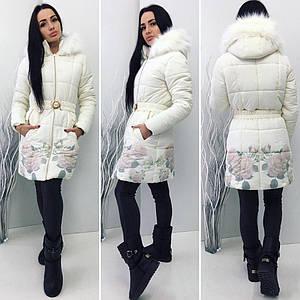 Куртка женская арт 55697-192
