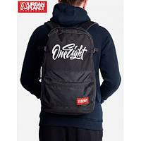 Классический черный рюкзак. Отличное качество. Городской рюкзак. Новая модель. Купить онлайн. Код: КДН2038