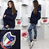 Женская стильная куртка  РО5028 (бат)