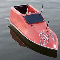 Кораблик для рыбалки и завоза прикормки