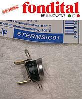 Термостат безопасности 105 град. Fondital/Nova Florida, фото 1