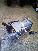 Коробка передач в сборе 6 скоростей + плита