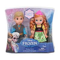 Набор кукол Дисней Frozen Анна и Кристоф. Jakks Pacific, фото 1