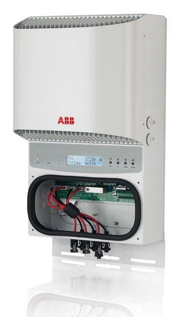 Солнечный инвертор сетевой ABB PVI 4.2 кВт, 1Ф