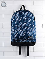 Рюкзак (с отделением для ноутбука до 17″) Staff - 27 L print Art. RB0047 (синий | белый)