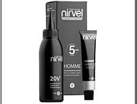 Краситель для современных мужчин, Nirvel Homme
