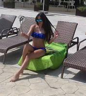 Пляжный коврик Киви