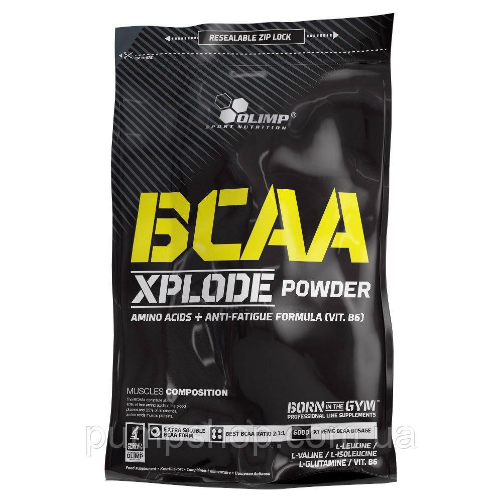 Аминокислоты BCAA Olimp Xplode powder 1000 г