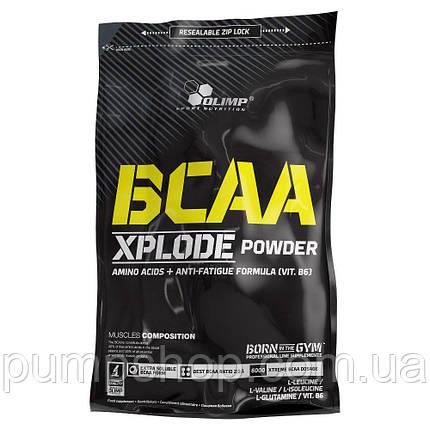 Амінокислоти BCAA Olimp Xplode powder 1000 г, фото 2