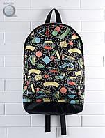Рюкзак (с отделением для ноутбука до 17″) Staff - 27 L print Art. RB0050 (разные цвета)