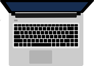 Корпусные части для ноутбуков