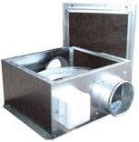 Вентилятор Soler Palau CAB-PLUS 125 (230V 50/60)