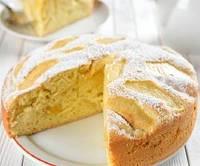 Пирог терпкий коньяк