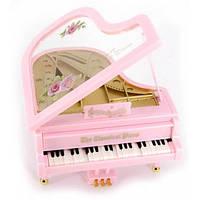 Рояль заводной с танцующими клавишами