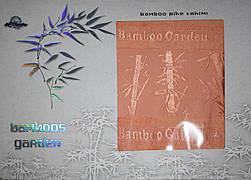 Простыня махровая GULCAN Bamboos Garden 200*220