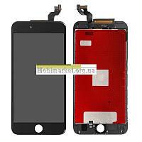 Модуль (сенсор + дисплей LCD) Iphone 6S+ чорний