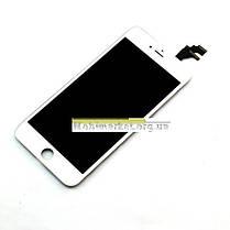 Модуль (сенсор + дисплей) Iphone 6S+ ORIGINAL білий, фото 3