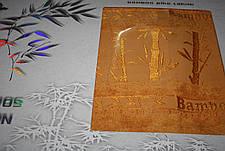 Простирадло махрова GULCAN Bamboos Garden 160*220, фото 3