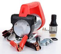 Насос для перекачки дизельного топлива 12 Вт 55 л/мин  Geko Mini Заправочная станция заправка