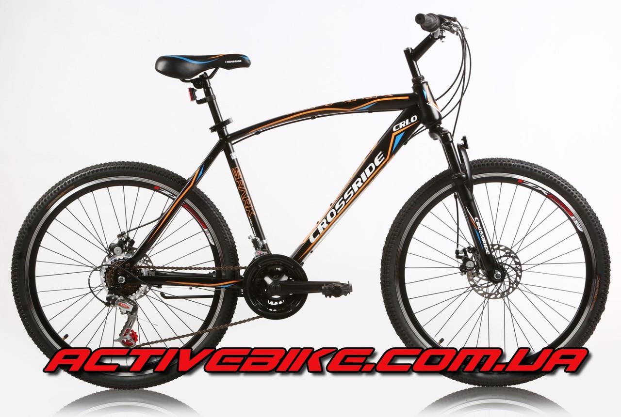 """Велосипед горный CROSSRIDE SPARK CR 1.0 26""""."""