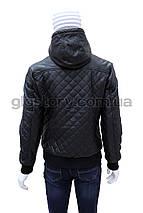 Куртка мужская стеганная Glo-Story, Бесплатная доставка, фото 3