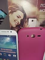 Чехол силиконовый накладка для Samsung i9080/i9082/i9060/i9062