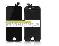 Модуль (сенсор + дисплей LCD) Iphone 5 чорний
