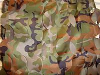 Маскировочная сетка, защитная, затеняющая 1,5х6 м без основы Picnic, камуфляж, фото 1