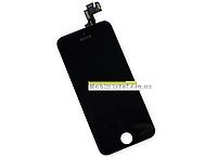 Модуль (сенсор + дисплей LCD) Iphone 5s чорний
