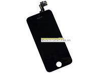 Модуль (сенсор + дисплей) Apple iPhone 5s / iPhone SE чорний