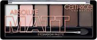 Матовая палитра теней для век Catrice Absolute Mattе palette