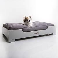Dog Loft Gray - Лофт (деревянная кроватка для собак)