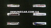 Шильдик, логотип LEXUS для автомобильного ковра