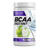 BCAA Instant OstroVit 400 грамм green apple/зеленое яблоко