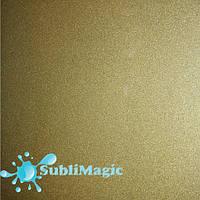 Металл для сублимации Перламутр Золото 60*30, 0,45 мм