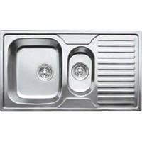 Кухонная мойка 880*500*180 Сатин